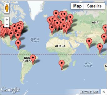 EarthVPN Servers