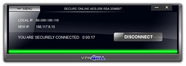 VPN4ALL P2P