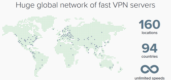 ExpressVPN - Servers