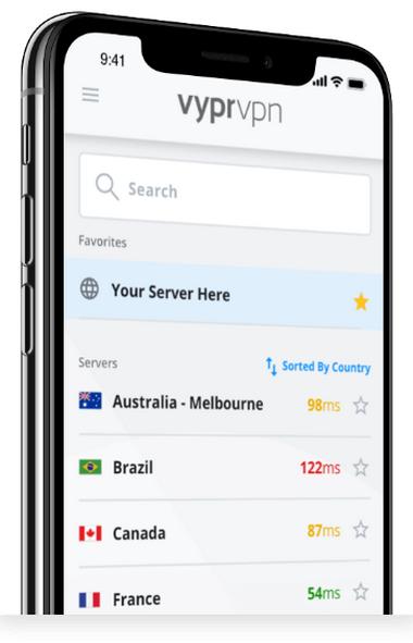 VyprVPN - Mobile App