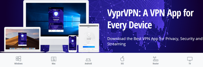 VyprVPN - Devices